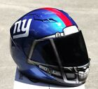 New York Giants NFL Custom Painted motorcycle helmet! on eBay