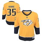 Pekka Rinne Nashville Predators Youth NHL Yellow Replica Hockey Jersey $49.95 USD on eBay
