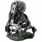 Flow Snowboard Bindings - NX2-GT Hybrid - Rear Entry Reclining High Back - 2019