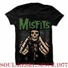 MISFITS PUNK ROCK BAND  T SHIRT MEN'S SIZES image