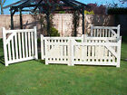 Single Wooden Driveway Gate 4ft x 2ft 6