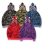 Bape A Bathing Ape Shark Head Men