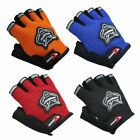 Kids Child Bike Bicycle Cycling Gloves Boys Girls Sports Skate Mitts Fingerless