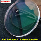 1.56 1.61 1.67 1.74 prescription Aspheric Myopia Reader lenses for Customization