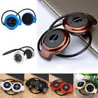 Wireless Bluetooth Headset Headphone Stereo Earphone Suitable For iPhone Samsung