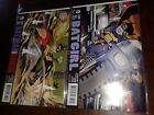 Batman 2 comic variant lot Batgirl #37 Batman & Robin #37 Darwynne Cooke New 52