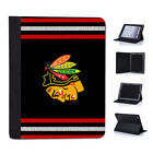Chicago Blackhawks Fans Case For iPad 2 3 4 Air 1 Pro 9.7 10.5 12.9 2017 2018 $18.99 USD on eBay