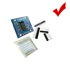 MAX7219 LED 8x8 64 Dot Matrix Display Extendable Module for rduino Raspberry pi