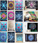 Indian Best Saller Mandala Tapestry Wall Hanging Hippie Bed Sheet New Bedspread