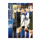 Strike Witches 2 II Official Fan book Complete File Art Book fanbook Free Ship