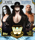 2017 Topps Legends of WWE - RETIRED CHAMPIONS Pick Your Card - Complete Your Set
