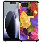 For Google Pixel 3 / Pixel 3 XL Phone Case Shockproof Dual Layer Hybrid Cover