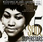 Milestones of Soul Legends: Their First Steps To Fame [CD]