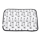 Cotton Baby Toddler Nappy Diaper Changing Clutch Mat Foldable Washable Pad CB