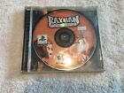 Rayman Rush (Sony PlayStation 1, 2002) Black Label Missing Manual