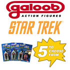 GALOOB Star Trek Action Figures & Vehicles *BRAND NEW* on eBay