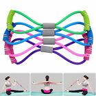 Fitness Rubber Resistance Loop Band Pilates Exercise Therapy Yoga Elastic bands  image