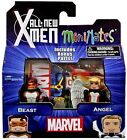 Marvel Minimates All New X-Men Series 59 Mini Figure 2-Pack Beast Angel