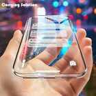 For iPhone XS / XS MAX / XR Crystal Clear Case Transparent Soft TPU Rubber GOOD