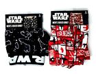 DISNEY STAR WARS Men's Boxer Brief Rebel Alliance Or Starships - Small
