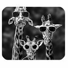 ❤ Personalized Giraffe Customized Rectangle Non-Slip Rubber Mousepad Gaming Mous