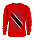 TRINIDAD AND TOBAGO FADED FLAG UNISEX SWEATER TOP TRINIDADIAN TOBAGONIAN GIFT