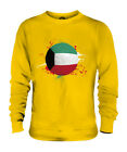KUWAIT FOOTBALL UNISEX SWEATER  TOP GIFT WORLD CUP SPORT
