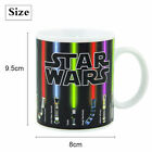 XMAS Unicorn / Star Wars Lightsaber Mug Heat Sensitive Magic Color Changing Cup