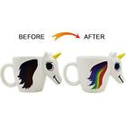 Unicorn Star Wars Lightsaber Mug Heat Sensitive Magic Color Changing Coffee Cup $15.99 USD on eBay