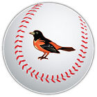 Baltimore Orioles Bird MLB Logo Ball Car Bumper Sticker Decal- 9'', 12'' or 14'' on Ebay