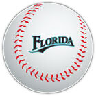 Florida Marlins Slogan MLB Logo Ball Car Bumper Sticker Decal- 9'', 12'' or 14'' on Ebay