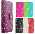 Microsoft Nokia Lumia 630 635 Flip Wallet Pouch Cover Case Leather Printed...