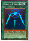 YuGiOh Swords of Revealing Light - LOB-101 - Super Rare - Unlimited Edition Ligh