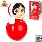 NEVALYASHKA Legendary Soviet Roly Poly, Classic Russian Toy, Doll Baby Musical