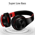 Foldable Wireless Headset Bluetooth Headse Bilateral Stereo For IPhone Samsung