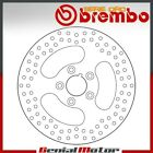 Brake Disc Fixed Brembo Post arley Davidson Flhr/I Road King 1450 1998 > 1999