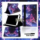 "For Various 7"" 8"" 10"" Tablet - Universal FOLIO LEATHER STAND CASE COVER + Pen"