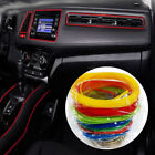 Interior Styling Auto Accessories Mouldings Trim Strips Car Gap Decorative Line