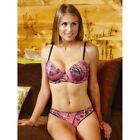 Naked North Pink Camo Padded Bra Many Sizes