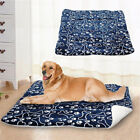 Pet Washable Home Blanket Large Dog Bed Cushion Mattress Kennel Soft Crate Mat G