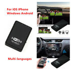 Multi-languages Car Wifi Radio Dongle Mirror Link Airplay For iOS iPhone Windows