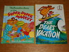 The Berenstain Bears Lot Bears' Vacation + At the Super Duper Market Stan & Jan