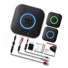 1Mii B06 Plus Bluetooth Receiver, HIFI Wireless Audio Adapter, 4.2 with 3D Surro