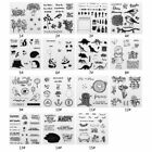 Nice Silicone DIY Clear Stamp Cling Seal Scrapbook Embossing Album Decor Craft