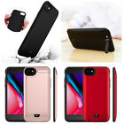"""8000mAh Power Bank Battery Case Charging Cover For iPhone 6 6S 7 8 Plus 4.7 5.5"""""""