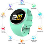 Smart Bracelet 0.96'' 3D Surface Fitness Heart Rate Tracker Call Message Remind