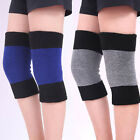 Men Women Thicken Thermal Knee Braces Leg Warmers Winter Cozy Warm Ski Runing US
