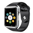 A1 Smart Wrist Watch Bluetooth Waterproof GSM Phone For Android Smartphone