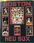 Boston Red Sox 2018 World Series Championship 20x24 Black Frame or Mat betts JD on Ebay