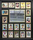 Roberto Clemente Topps Card Reprint set 20x24 Black frame or mat Pirates on Ebay